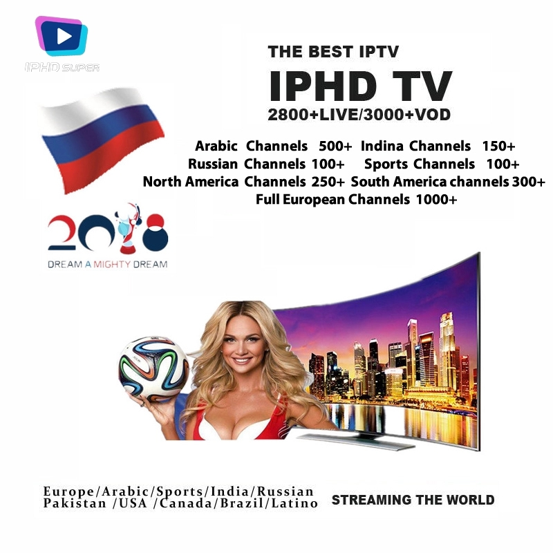 IPHD IPTV - Welcome Uuvision